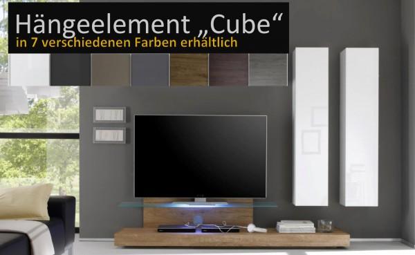 Hängeelement Cube (senkrecht) verschiedene Farben