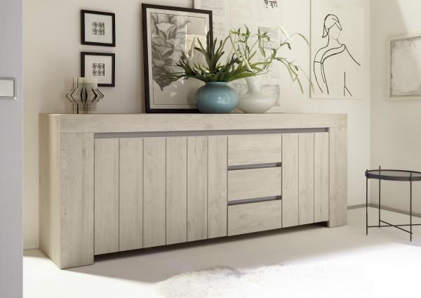LC Spa Palmira Sideboard 210cm Eiche hell/beige