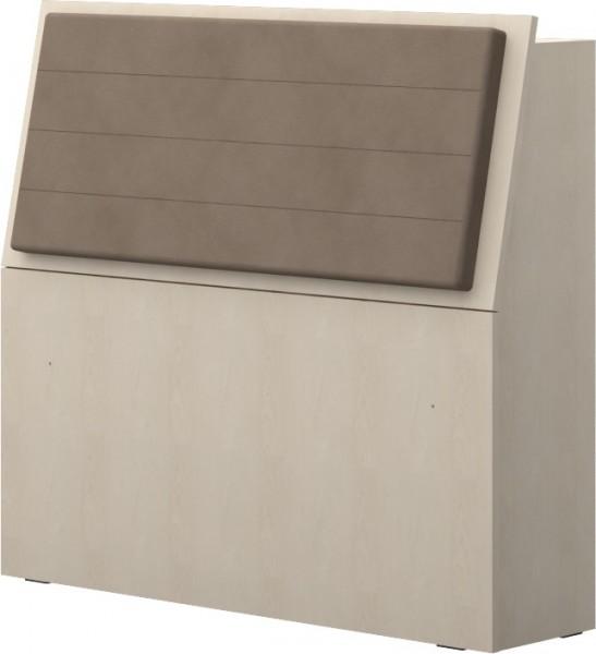 Aufbewahrungsbox für Einzelbett 20-G0206 coffee
