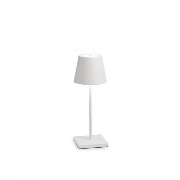 LED-Tischleuchte Poldina Bianco klein von AI LATI