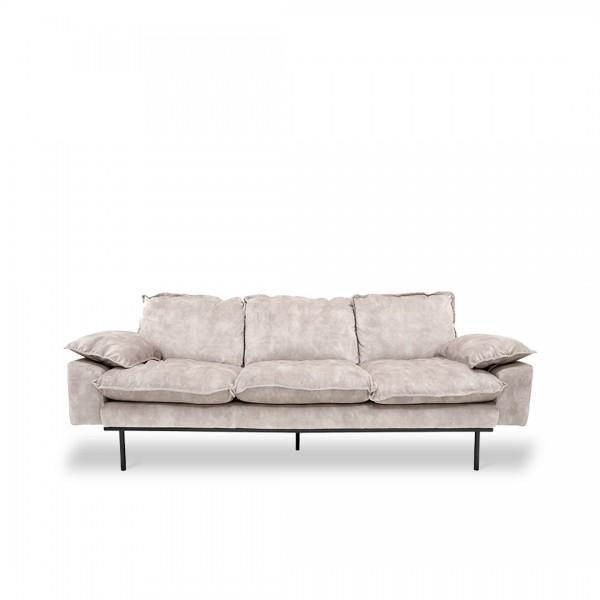 Sofa Retro Creme von HKliving
