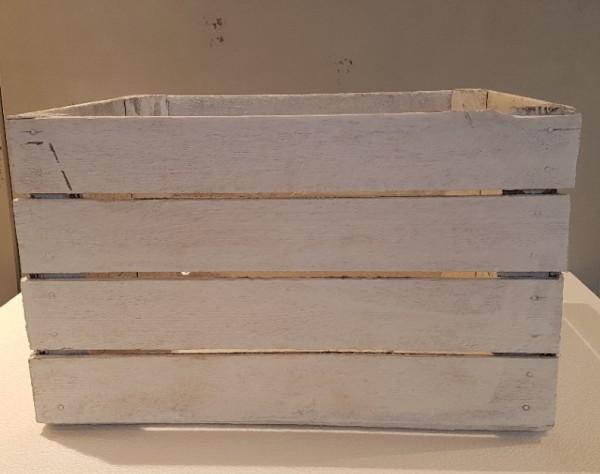 Holzkisten-Altholzkisten-Dekokisten verschiedene Farben