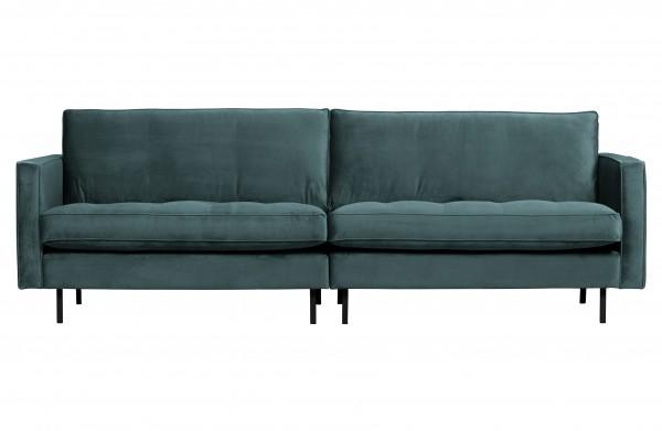 Sofa Classic 3 Sitzer Teal von BePureHome