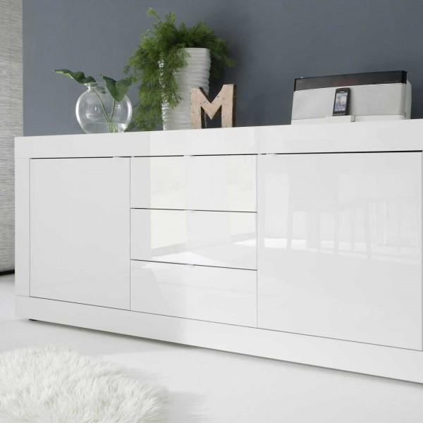 Sideboard Basic Weiß von LC Spa