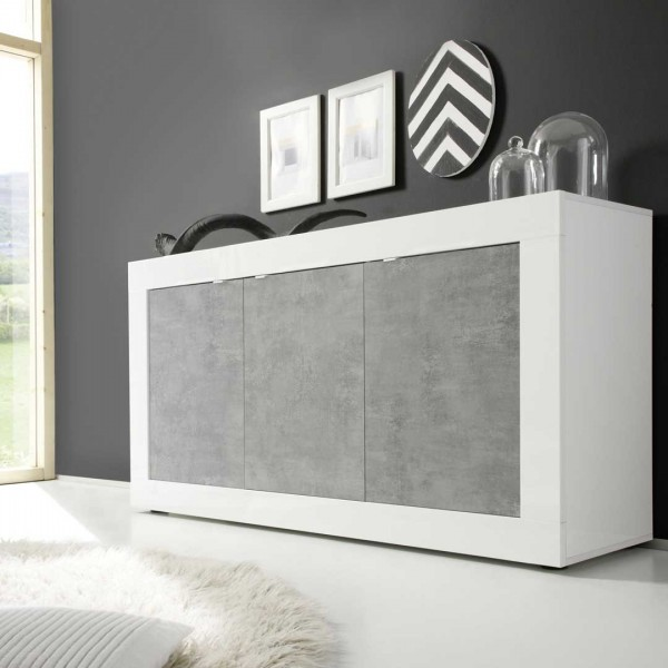 Sideboard Basic Beton von LC Spa