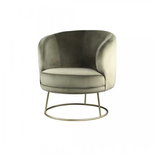 Stuhl Xelena Grün von Ariart