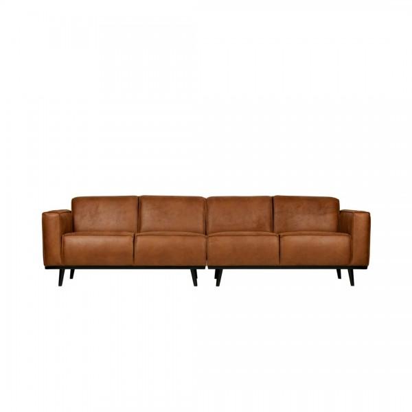 Sofa Statement 4-Sitzer Cognac von De Eekhoorn