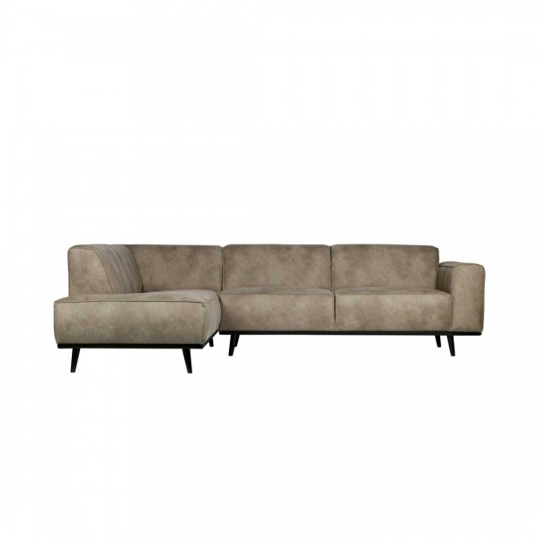 Couch Statement Grau Links von De Eekhoorn