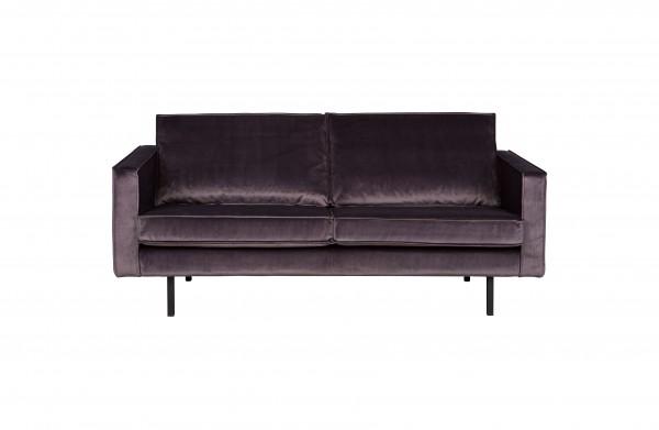 Sofa Rodeo 2,5 Sitzer Dunkelgrau von BePureHome