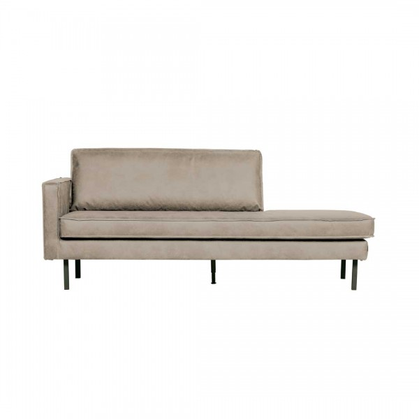 Couch Grau Links von BePureHome