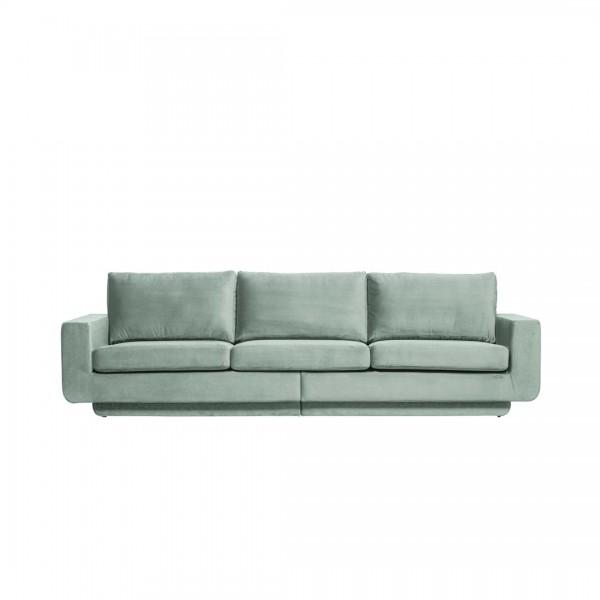Sofa Fame 3-Sitzer Mint von BePureHome