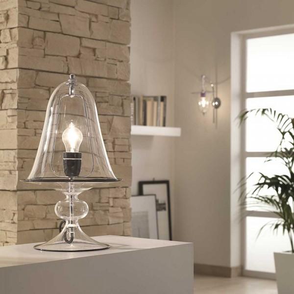 Tischleuchte Lanterna von Cangini & Tucci