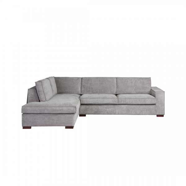 Couch Ribcord Grün Links von De Eekhoorn