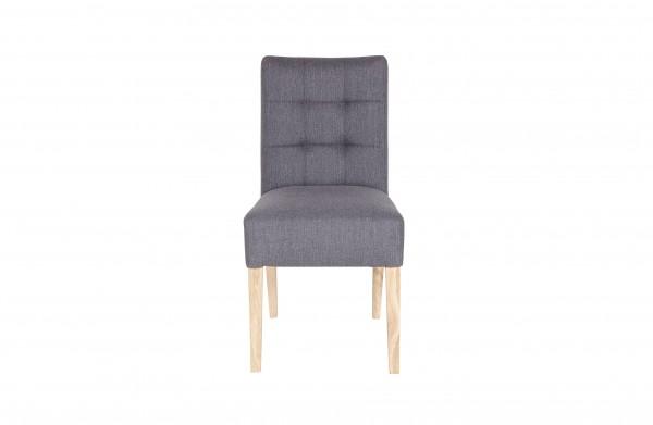 Stuhl Holz Stoff verschiedene Farben