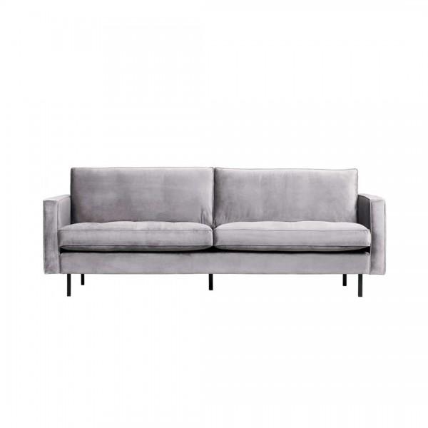 Sofa Rodeo Classic 2,5 Sitzer Hellgrau von De Eekhoorn