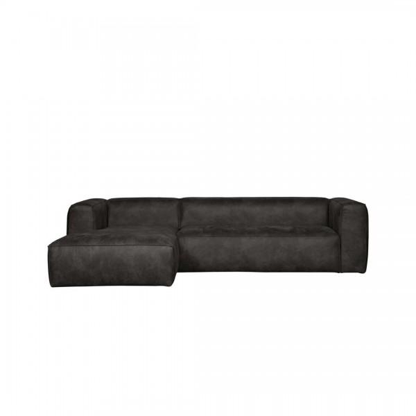 Couch Schwarz Links von De Eekhoorn