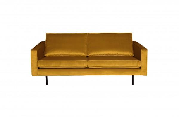 Sofa Rodeo 2,5 Sitzer Ocker von BePureHome
