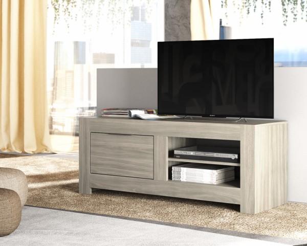 LC Spa Capri TV Element Lowboard 140cm Raucheiche