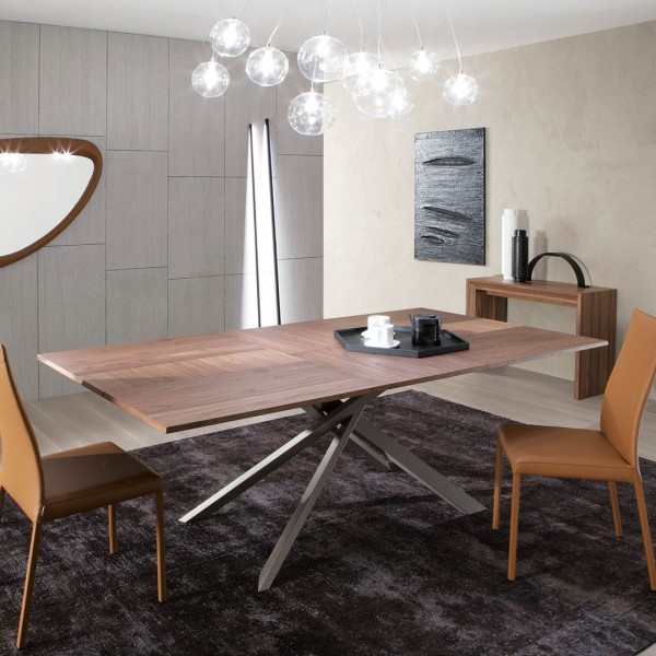 Tisch 4x4 von Ozzio Italia