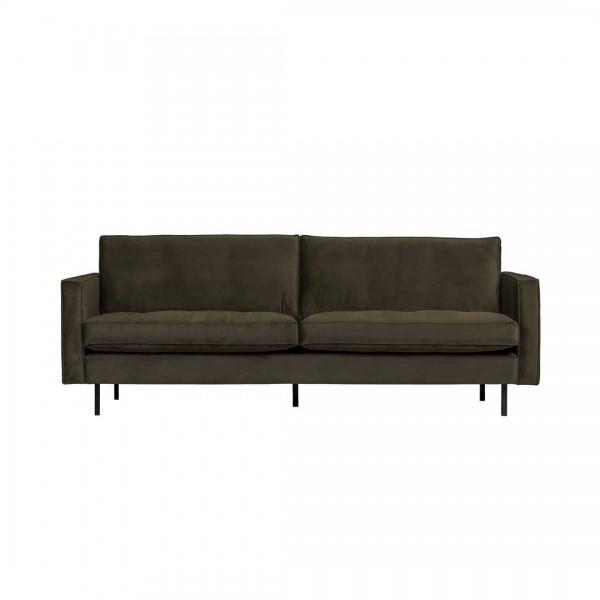 Sofa Rodeo Classic 2,5 Sitzer Dunkelgrün von De Eekhoorn