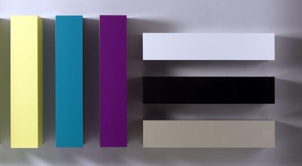 LC Spa Hängeelement Box verschiedene Farben