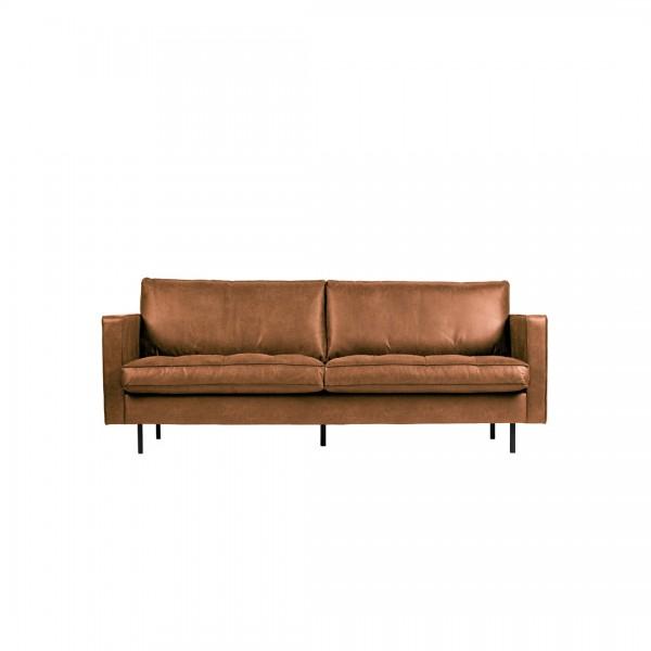 Sofa Rodeo Classic 2,5 Sitzer Cognac von De Eekhoorn