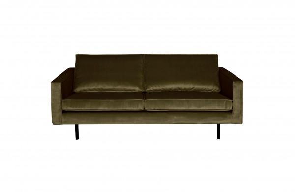 Sofa Rodeo 2,5 Sitzer Dunkelgrün von De Eekhoorn
