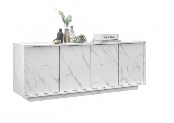 Sideboard Carrara Weiß von LC Spa