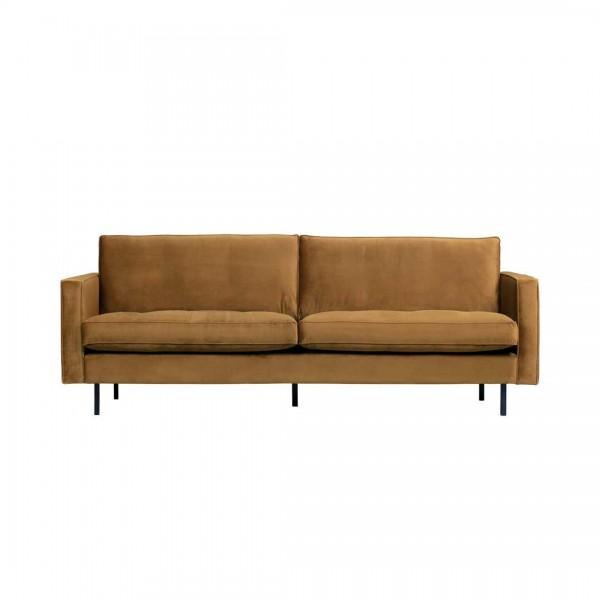 Sofa Rodeo Classic 2,5 Sitzer Honiggelb von De Eekhoorn