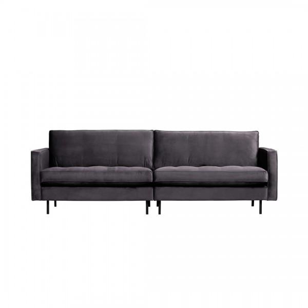 Sofa Rodeo Classic 3 Sitzer Dunkelgrau von De Eekhoorn
