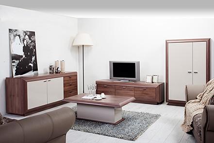 Wohnzimmerprogramm Fred 4-teilig von Simpo