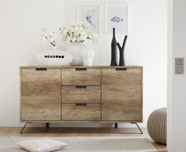 LC Spa Palma Sideboard 156cm Canyon Oak