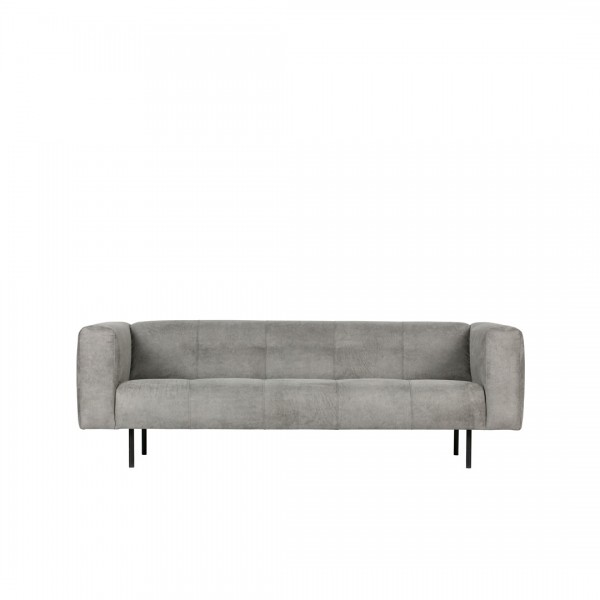 Sofa Skin 213cm Hellgrau von De Eekhoorn