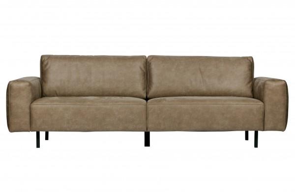 Sofa Rebound 3-Sitzer Cappucino von De Eekhoorn