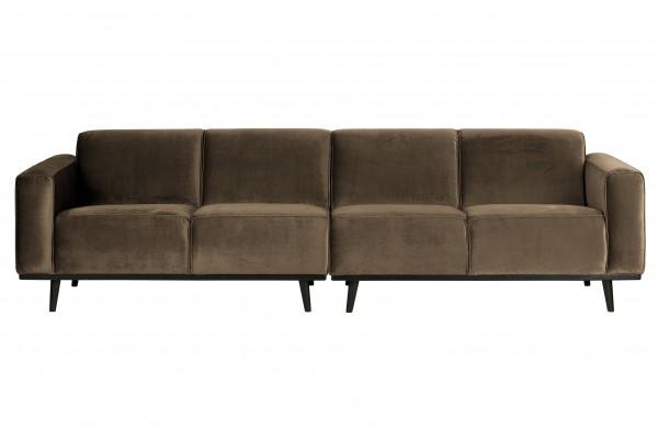 Sofa Statement 4-Sitzer Taupe von De Eekhoorn