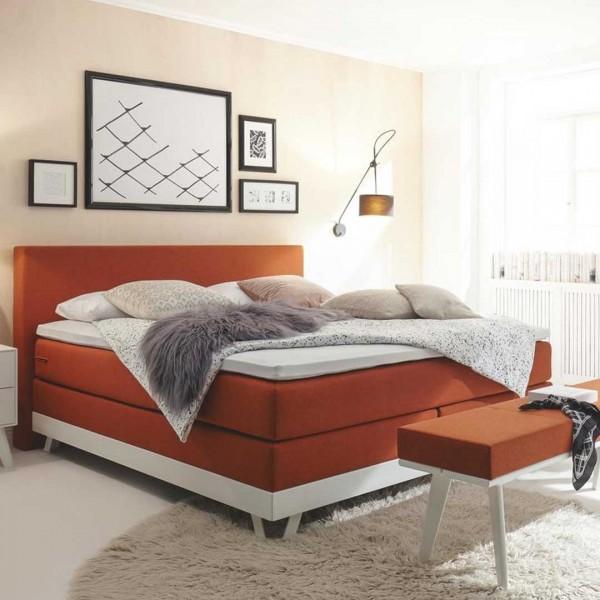 Bett Elegant-Box 631 von Hasena