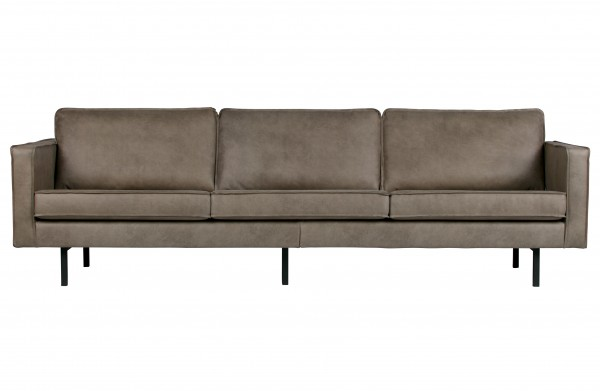 Sofa Rodeo 3-Sitzer Elephant Skin Lederoptik