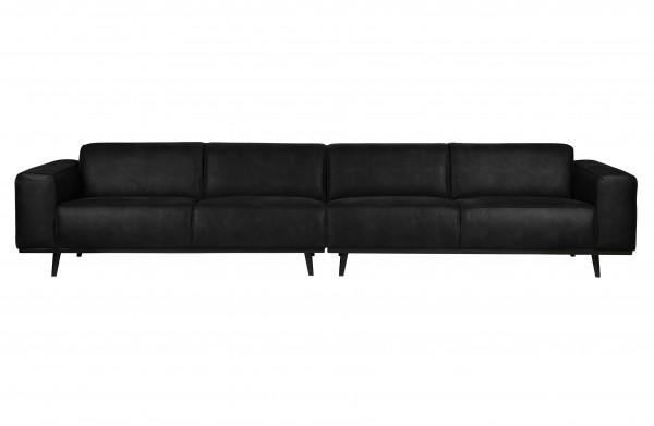 Sofa Statement 4-Sitzer Schwarz von De Eekhoorn