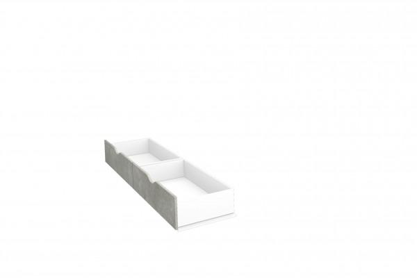 Bettschubkasten passend zu Funktionbett 20-A0203