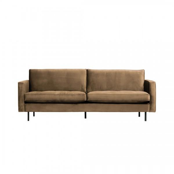 Sofa Rodeo Classic 2,5 Sitzer Taupe von De Eekhoorn
