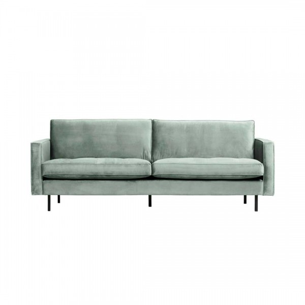 Sofa Classic 2,5 Sitzer Mint von BePureHome