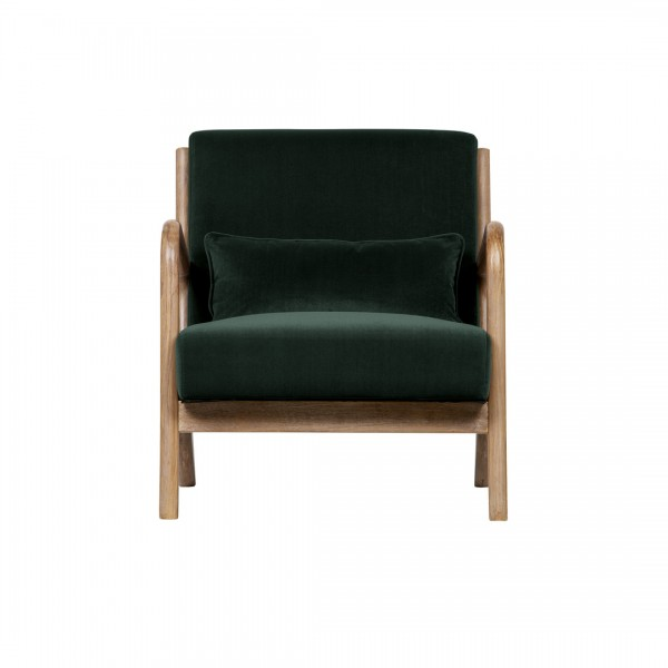 Sessel Mark Grün von De Eekhoorn