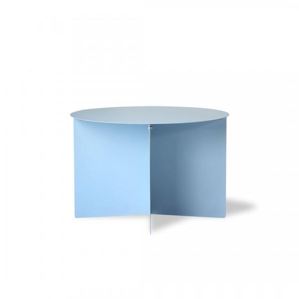 Beistelltisch Rund Blau von HKliving