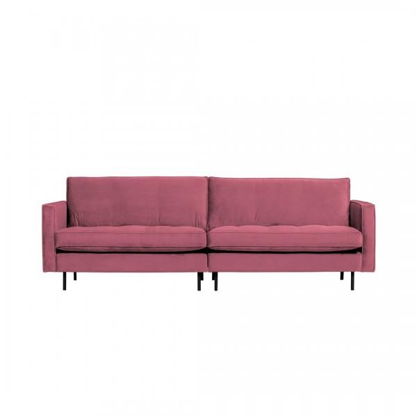 Sofa Rodeo Classic 3 Sitzer Pink von De Eekhoorn