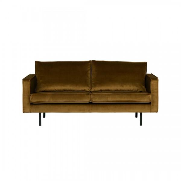 Sofa Rodeo 2,5 Sitzer Honiggelb von De Eekhoorn