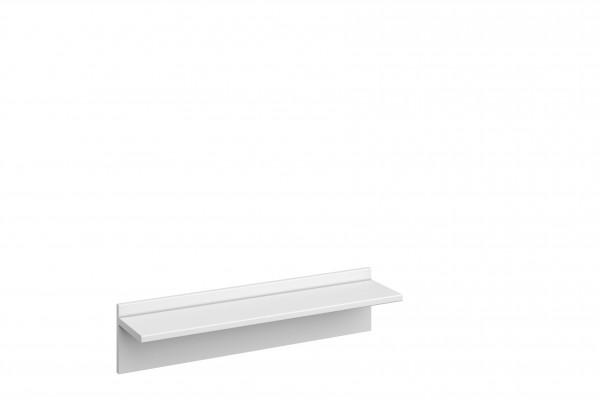 Wandboard 92cm alpinweiß