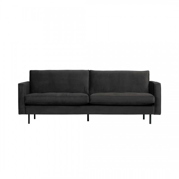 Sofa Rodeo Classic 2,5 Sitzer Anthrazit von De Eekhoorn