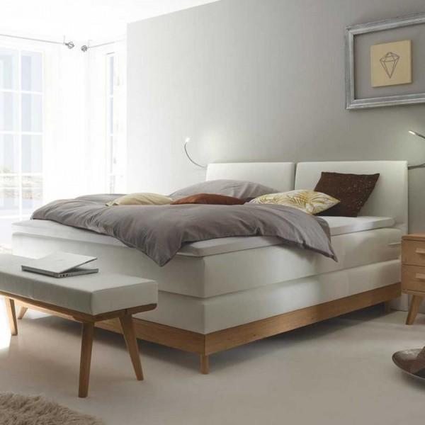 Bett Elegant-Box 372 von Hasena