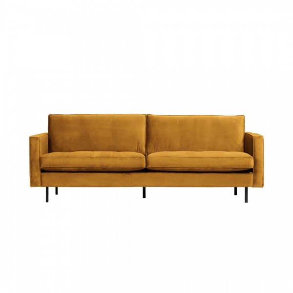 Sofa Rodeo Classic 2,5 Sitzer Ocker von De Eekhoorn