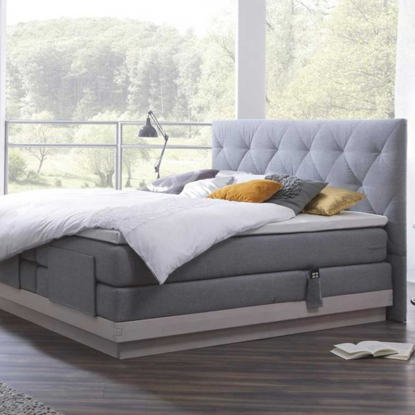 Bett Massiva-Move 390 von Hasena